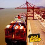Компания EASTWARD успешно организует перевозки морским транспортом грузов любой специфики.