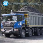 Автоперевозки навалочных грузов из Циндао/Шанхай/ в Таджикистан, Курган-Тюбе