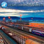 Контейнерные и вагонные перевозки из Китая в Москва по железной дороге