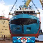 Астраханский порт является крупнейшей стивидорной компанией в Астрахани.