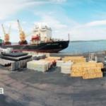 Кандалакшский Морской Торговый порт. Универсальный глубоководный сухогрузный терминал, расположенный на восточном побережье Кандалакшского залива Белого моря.