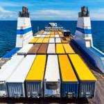 Морская перевозка крупногабаритных грузов в Иран на пароме Астрахань – Энзели