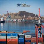 Морские перевозки между Шанхаем и Россией.