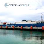 Интересует стоимость железнодорожной паромной переправы Курык-Порт – Алят порт – Поти паром эксп.