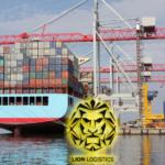 Морские контейнерные перевозки грузов через порт Калининград. Транспортная компания Lion Logistics.
