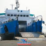 Паром Астрахань — Энзели, это самый быстрый маршрут транспортировки для больших товарный партий в Иран.