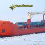 Отправка грузов морем с терминалов порта Архангельск.