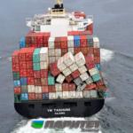 Морские контейнерные перевозки из Японии.