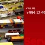 ООО «Т&T Азербайджан» оказывает весь спектр транспортно-экспедиторских услуг при морских перевозках: страхование, складирование, погрузка и выгрузка в портах Поти, Говсаны, Баку и т.д.