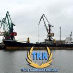 Транс Каспийская Компания – перевалка зерна в Махачкалинском морском торговом порту Дагестана.