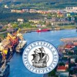 Вентспилсский cвободный порт является важным транспортным узлом на границе Европейского Союза.