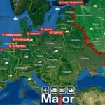 Морские перевозки из Европы в Россию выгодная альтернатива авто- и авиаперевозкам.