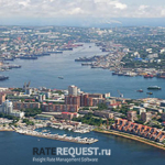 Морской порт Владивосток. Мы представляем Вам Платформу автоматизации транспортных тарифов RATEREQUEST.ru