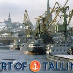 ТАЛЛИННСКИЙ ПОРТ и грузовой порт Мууга