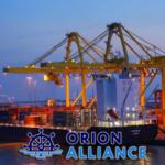 ООО «ОРИОН АЛЬЯНС» представляет профессиональные услуги по экспедированию грузов, агентированию судов и обеспечивает самой свежей информацией согласно запроса клиента.