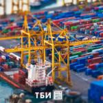 Он-лайн мониторинг перевалки грузов в морских портах Российской Федерации.