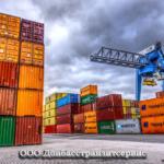 Контейнерный сервис, Обработка грузов в порту, Организация хранения на складах порта или других терминалах.