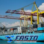 Перевозка грузов через порт Новороссийск.