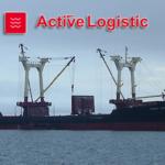 Актив Логистик Групп организует доставку грузов по Северному Морскому Пути, работает в бассейнах морей Карского, Баренцева, Белого, моря Лаптевых, а так же в Охотском, Беринговом, Восточно-Сибирском, Чукотском и Японском морях.