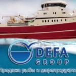 Продажа импортной свежемороженой и охлажденной рыбы и морепродуктов