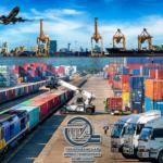 Международные и внутренние контейнерные грузоперевозки с использованием судов-контейнеровозов, а также автомобильного и железнодорожного транспорта, оказывает услуги судового агентирования.
