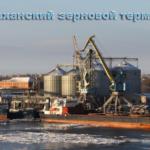 Астраханский зерновой терминал: погрузка зерна на суда всех типов, работающий в Каспийском бассейне.