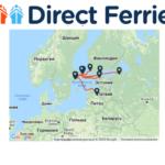 Как попасть в паромный порт Стокгольм?