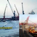 Морская перевозка по маршруту Архангельск — Нарьян-Мар, а также населённые пункты и промышленные объекты НАО.