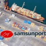 Международный морской торговый порт Турции