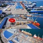 Порт Самсун является самым крупным портом Турции в Черноморском регионе.
