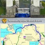 Вытегрский речной порт - порт на Волго-Балтийском канале.