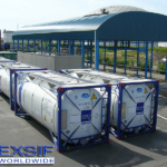 Танк-контейнеров от EXSIF — оптимальный способ быстрой и эффективной перевозки практически любых грузов