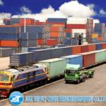 Доставки грузов из Китая в Туркменабад, 20 и 40 футовый контейнеры