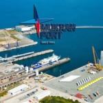 Порт Мукран, расположенный на самом большом острове Германии, Рюгене, во многом выигрывает от своего превосходного расположения.