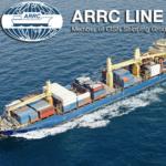 Компания ARRC Line: международные морские перевозки грузов.