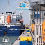 Современный многоцелевой терминал, с возможностью перевалки сухих грузов до 3,0 млн. тонн в год.