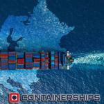 Международные контейнерные перевозки.