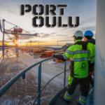 Самый большой порт Ботнического залива находится в самом быстрорастущем в Северной Европе городе.