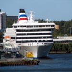Балтийское море — один из самых оживлённых судоходных районов в мире.
